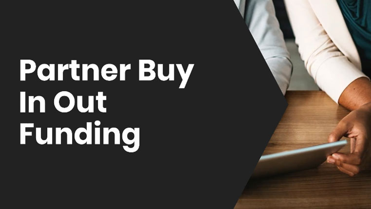 partner buy in out funding