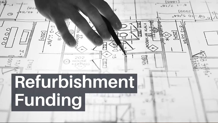 refurbishment loans funding
